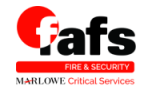 FAFS Fire & Security logo