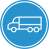 Transport & Logistics Sector Icon