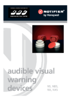 Notifier Audible Visual Warning Devices