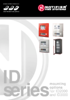 Mounting options for ID2000 and ID3000