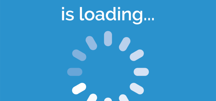 Our New Website Is Loading…