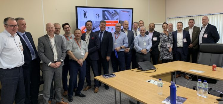 BBC Fire & Security attends Notifier Innovation Day