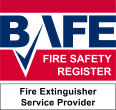 BAFE SP101 Fire Extinguisher Service Scheme