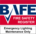 BAFE Emergency Lighting SP203-4