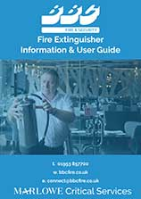 Fire Extinguisher User Guide